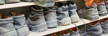 Which safety shoe for which working environment?
