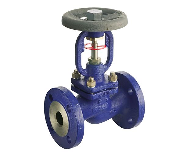 Definition of a Globe valve