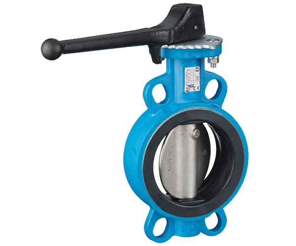 Definition of a Butterfly valve