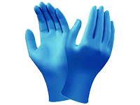 Disposable safety gloves