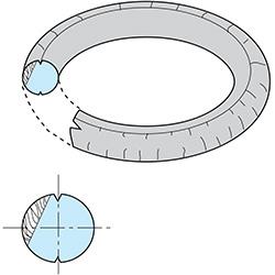 lekkage O-ring ozon