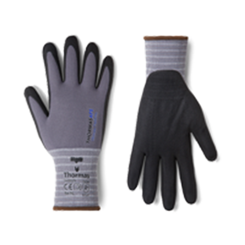Safety gloves guide