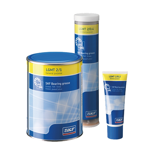 Wide range of bearing lubricants